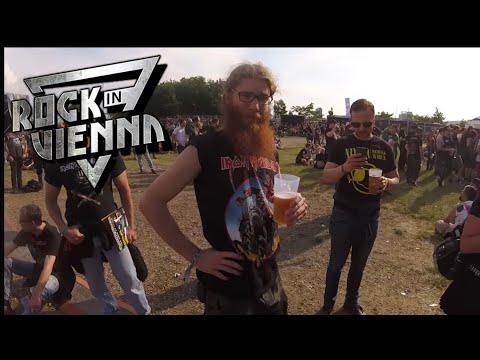Rock In Vienna 2016 Festival - Sunday 05.06.2016 (Iron Maiden, Powerwolf, Kreator, Dragonforce...)