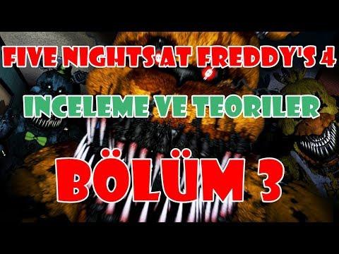 Türkçe - Five Nights at Freddy's 4 - İnceleme ve Teoriler - BÖLÜM 3 (FINAL XD) #RubinQuik thumbnail