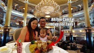 Royal Caribbean | Liberty of the Seas | 7 Nights of Dinners from Main Dining Room