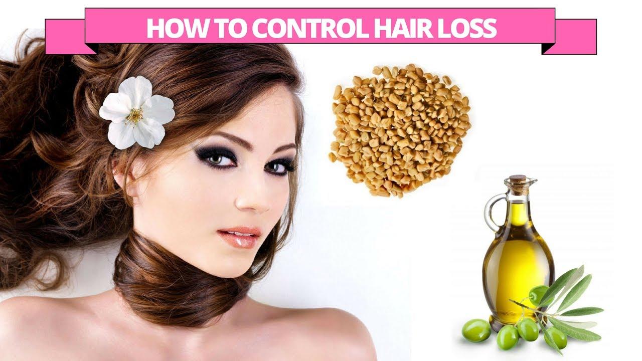 Fenugreek seeds / methi seeds for hair - Hair fall control