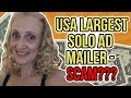 USA Largest Solo Ad Mailer Review - Clickbank Product Legit or Scam?