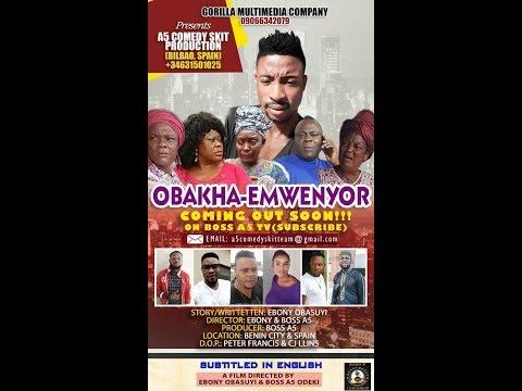 Obakhaemwenyo Latest Benin Movie Making 2018