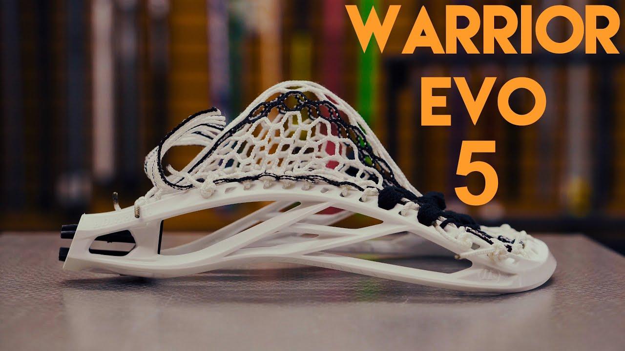 c863492c949 Warrior Evo 5 - YouTube