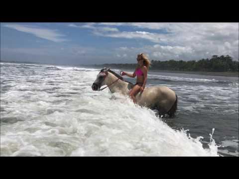 Jaco Beach Horseback Costa Rica