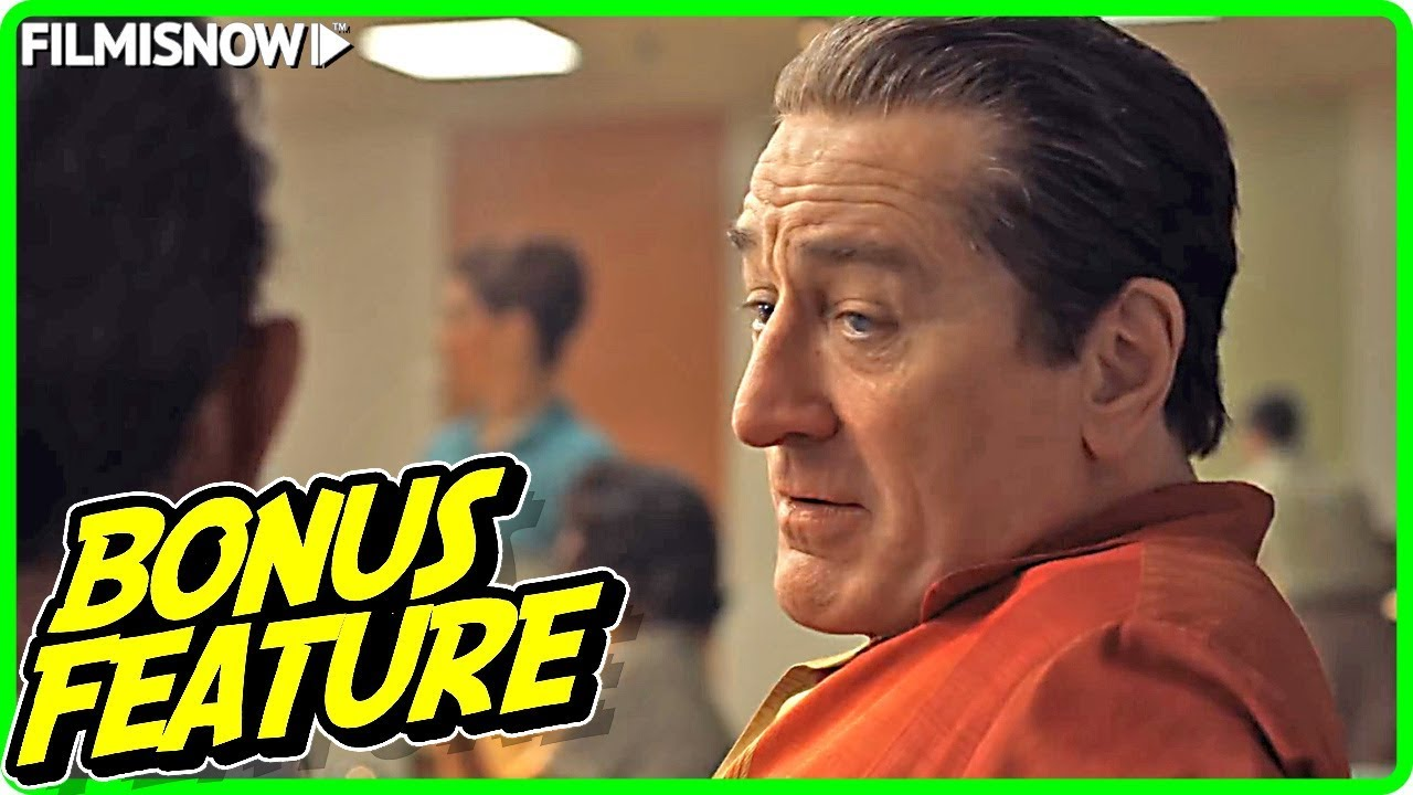 THE IRISHMAN | Robert De Niro Featurette (Netflix)