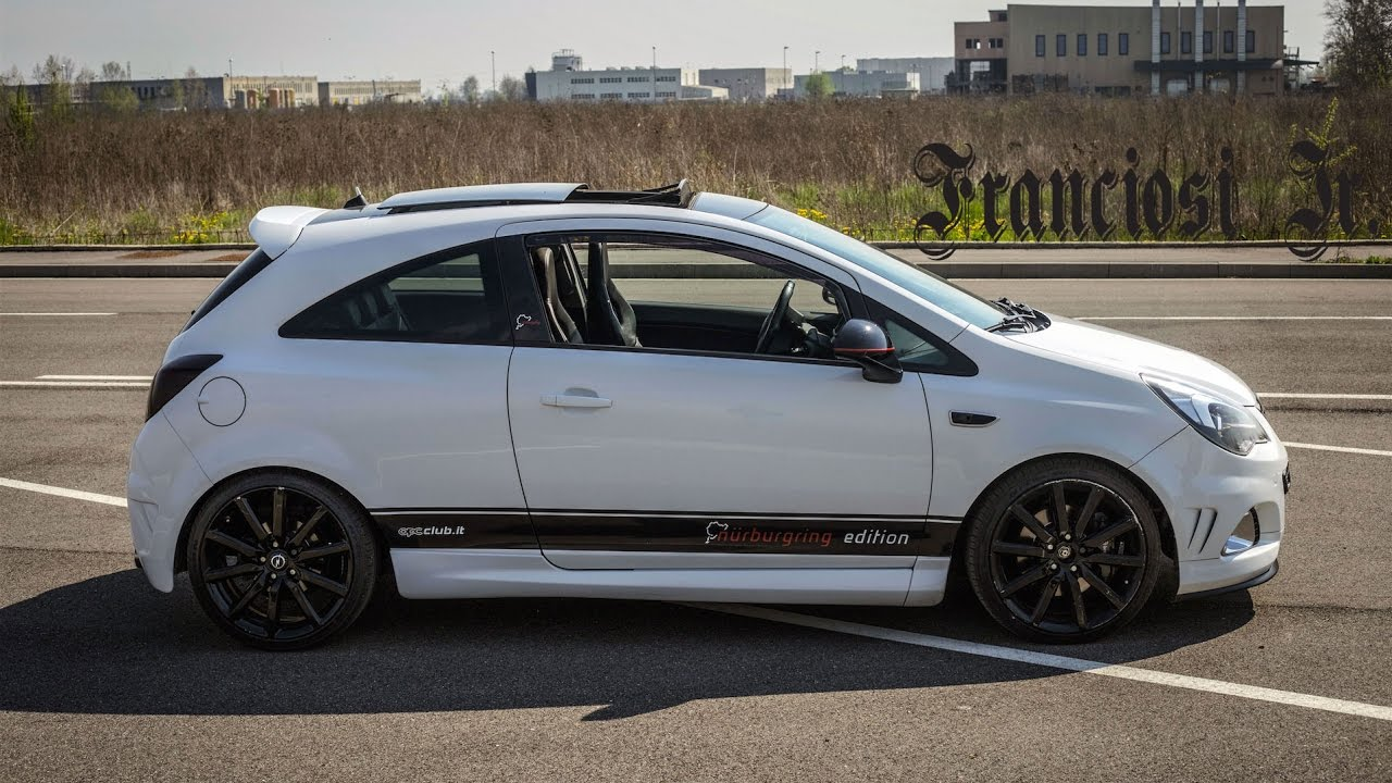 acceleration 0 100 km h opel corsa opc n rburgring edition. Black Bedroom Furniture Sets. Home Design Ideas