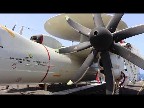 VAW-124 Bear Aces: Cruise 2017