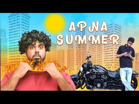 Apna Summer | hyderabadi comedy | Deccan Drollz