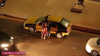 Caméra Cachée Nocturne faire parler anglais à un Taximan (Mahfousse)