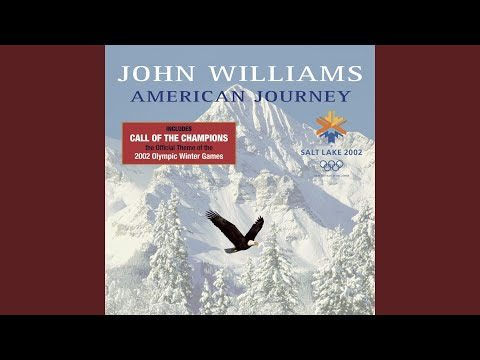 Call of the Champions The  Theme of the 2002 Olympic Winter Games Voice