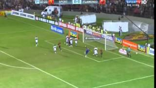 Sport 1 x 1 Flamengo - Campeonato Brasileiro Série A 2012 - 1ª Rodada - 19/05/2012 - Jogo Completo