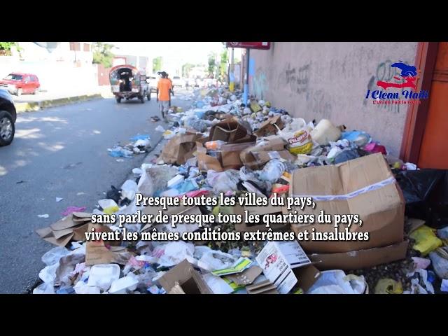 I Clean Haiti documentaire