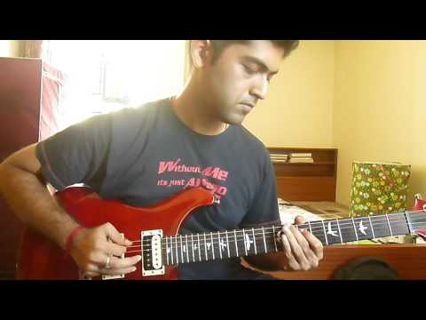 Boat Song - Agam ( Solo Cover)