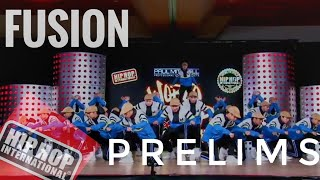 FUSION- PHILIPPINES at HHI2018 Prelims