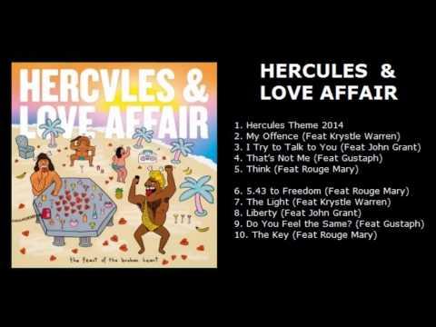 Hercules Amp Love Affair
