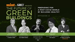 #Future of Green Building: Building Back Healthy in the New Normal?