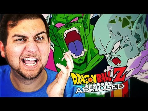 WHAT IS HAPPENING?! | Kaggy Reacts to Dragon Ball Z KAI Abridged Parody: Episode 2.9