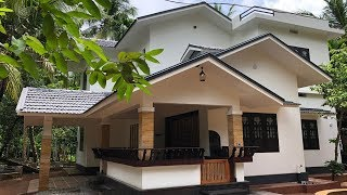 Independent double story home for 44 lakhs with interior | Video tour