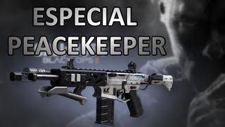 Qual é a melhor SMG/AR? - Especial: Peacekeeper