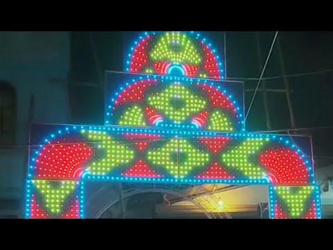 INDIAN PIXEL LED GATE MAKE BY 𝐉𝐚𝐡𝐢𝐝 𝐬𝐨𝐮𝐧𝐝 𝐬𝐲𝐬𝐭𝐞𝐦 𝐚𝐧𝐝 𝐄𝐯𝐞𝐧𝐭 𝐦𝐚𝐧𝐞𝐣𝐦𝐞𝐧𝐭 & 𝐰𝐞𝐝𝐝𝐢𝐧𝐠 𝐩𝐥𝐚𝐧𝐧𝐞𝐫
