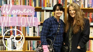 Marian Keyes | 15 Minutes with The Pool | Women We Love