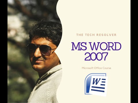 Microsoft Word 2007 Tutorial in Bangla | MS Word in Bangla | মাইক্রোসফট ওয়ার্ড টিউটোরিয়াল thumbnail