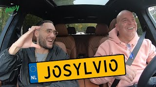 Josylvio - Bij Andy in de auto! (English subtitles)
