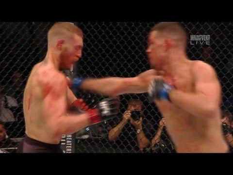 UFC 202: Conor Mcgregor vs Nate Diaz 2 - FULL fight