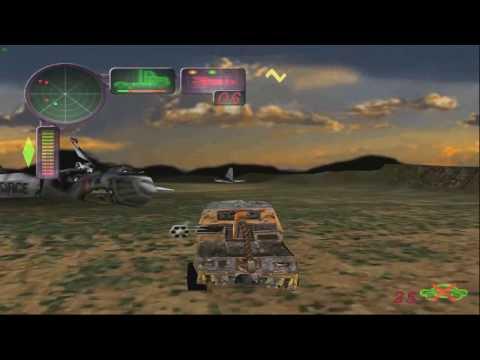 Vigilante 8 2nd Offense - Aircraft Graveyard Survival Samson Tow Truck. 113 Rivals!!