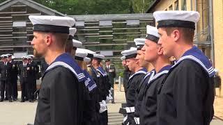 Søværnet får en søværnschefsergent