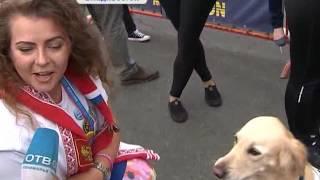 Главные призы владивостокского марафона достались профессионалам