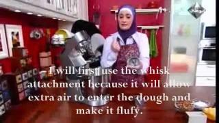 Gurayba Cookies Matbakh Manal Alalem With (eng Sub) مطبخ منال العالم