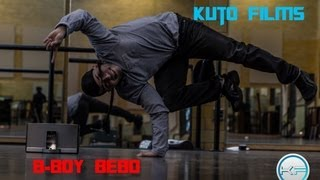 "Bboy Bebo ""Spanish Hustle"" 