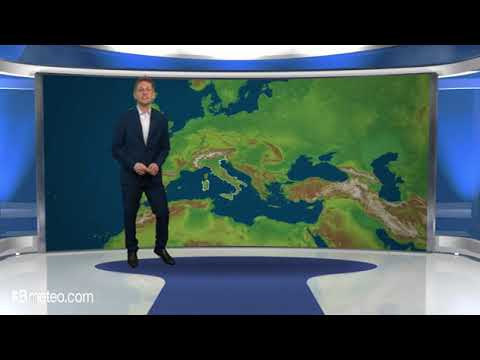 Previsioni meteo Video per martedi, 29 maggio