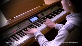 Merlin Theme Song On Piano