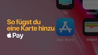 Apple Pay – So fügst du eine Karte auf dem iPhone hinzu – Apple