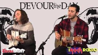 iRockRadio.com - Devour the Day (Acoustic) - Move On