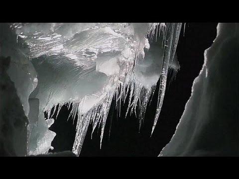 Take a trip deep into iceland