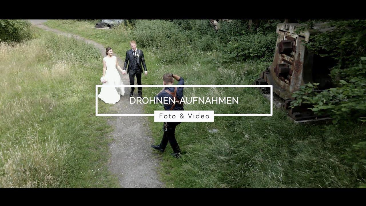 Mark Waldhoff | Weddings & Love-Stories | DROHNEN-AUFNAHMEN bei eurer Hochzeit