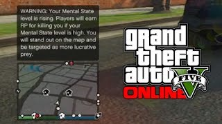 "GTA 5 Online: ""Mental State"" Statistic - More RP, New Lobbies & More! (GTA V)"