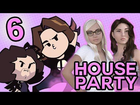 House Party: Ooh La La  PART 6  Game Grumps