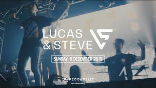 【Videolog】2019/12/8 LUCAS & STEVE Japan Tour in Osaka | Club Piccadilly Umeda Osaka
