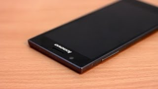Lenovo K900 Unboxing and Initial Review
