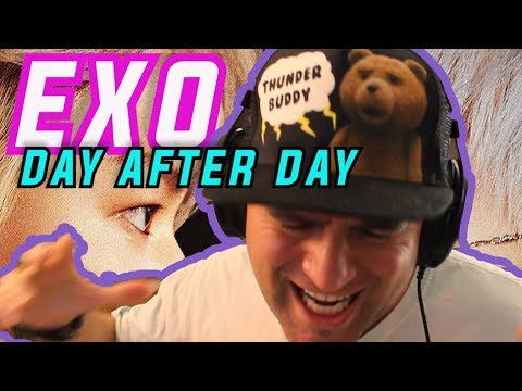 EXO - Day After Day Reaction // Guitarist Reacts To EXO OBSESSION ALBUM
