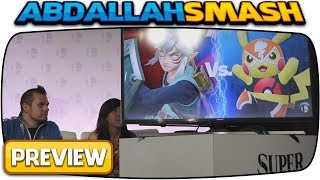 Super Smash Bros Ultimate: Link Vs Pikachu [Feat. @MissGandaKris]