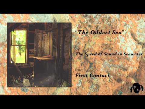 """The Speed of Sound in Seawater - """"The Oddest Sea"""""""