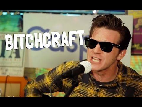 "DRAKE BELL - ""Bitchcraft"" (Live from Casper Show Room, Los Angeles, CA 2015 ) #JAMINTHEVAN"