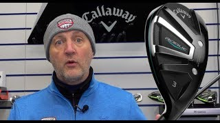 Callaway Rogue Hybrid tested The Average Golfer