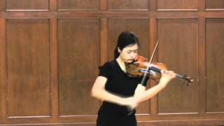 Dami Kim 파가니니 카프리스 Paganini Caprice No.4, Op.1 (Producer SiMon)