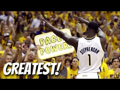 Lance Stephenson GREATEST Celebration Moments